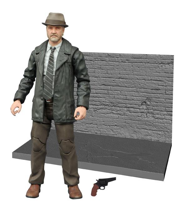 Diamond Select Toys Shipping Update: X-Files, Gotham & Batman Figures (Update)