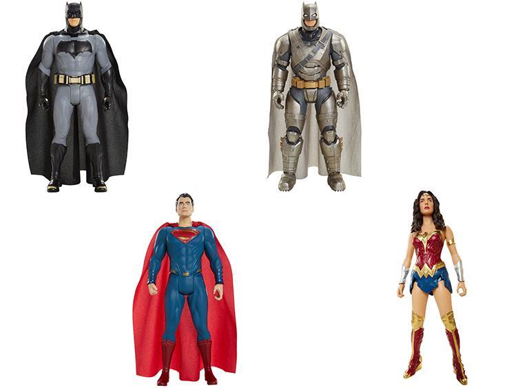 Jakks Pacific 20″ & 31″ Big Figs Batman V Superman Figures Now Available To Pre-Order