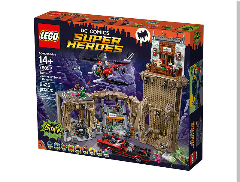 LEGO Batman Classic 1966 Batcave Clearance Sale On LEGO Shop & Retiring Soon