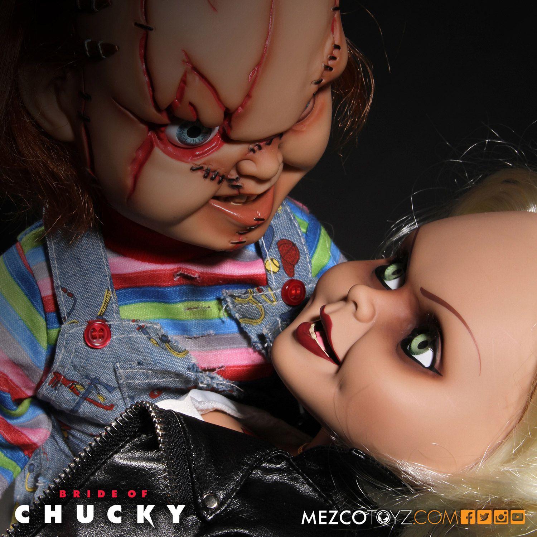 Mezco Tiffany Talking 15″ Doll From Bride Of Chucky
