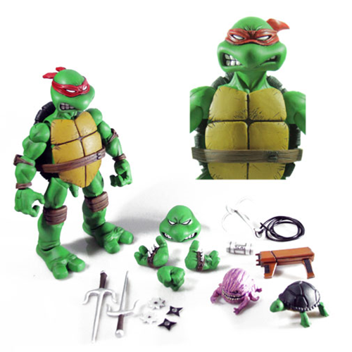 Mondo Teenage Mutant Ninja Turtles Raphael Sixth Scale Figure