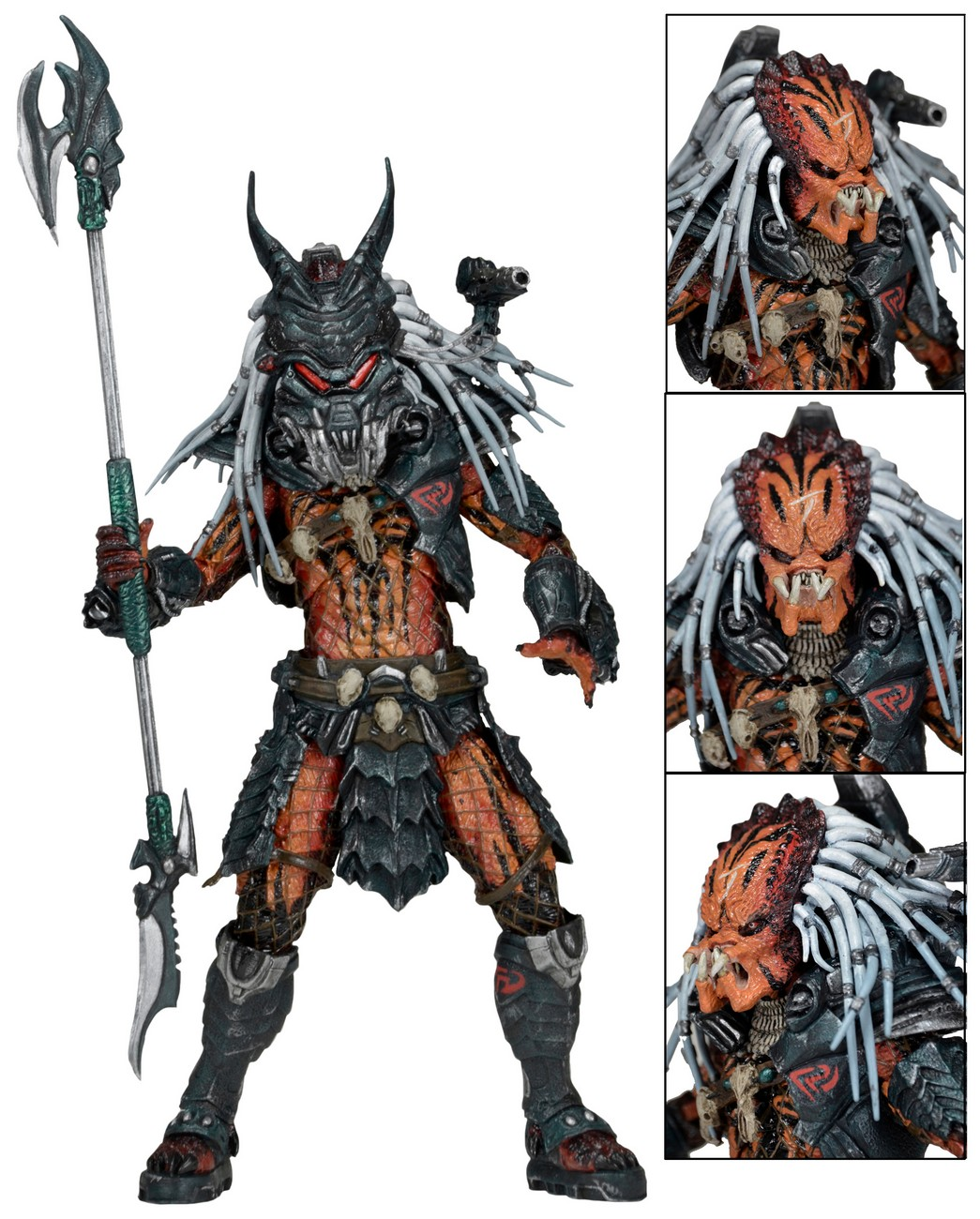 NECA Toys Official Images & Details Of Predator Series 16