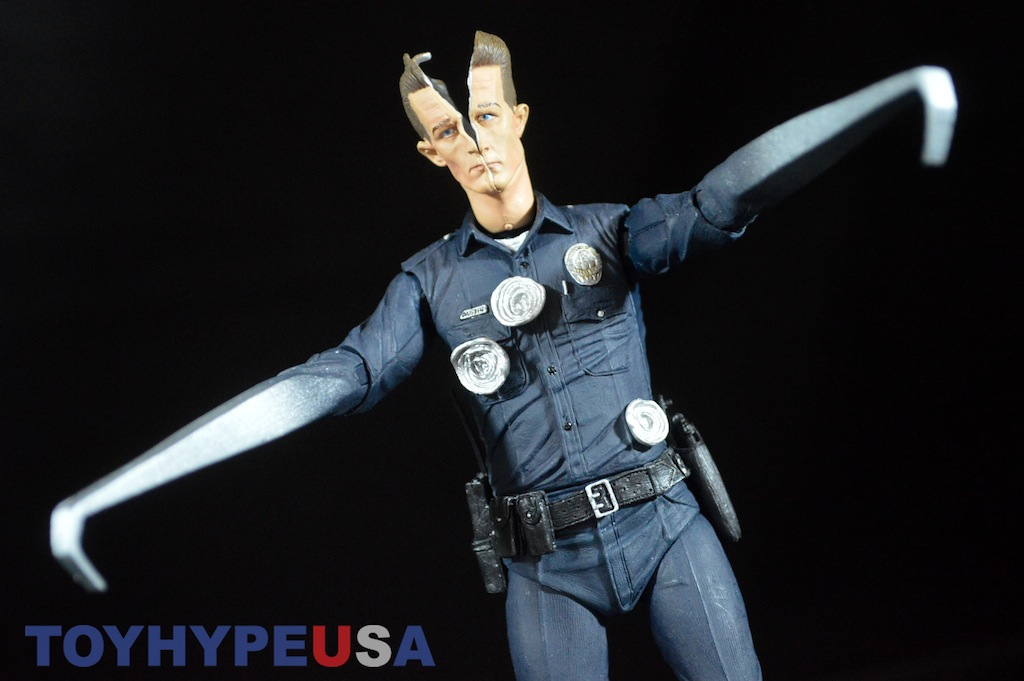 NECA Toys Terminator 2 Ultimate T-1000 Review