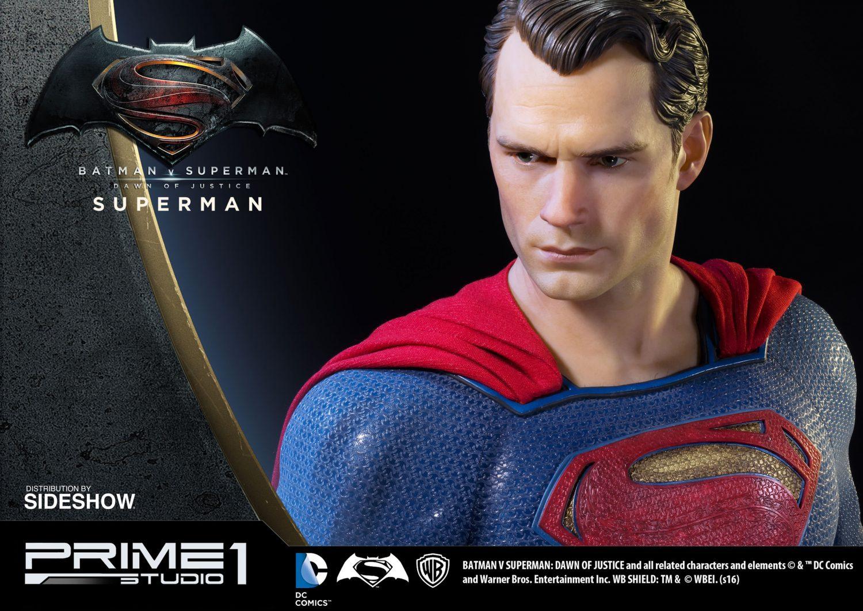 Prime 1 Studio Superman Polystone Statue Pre-Order