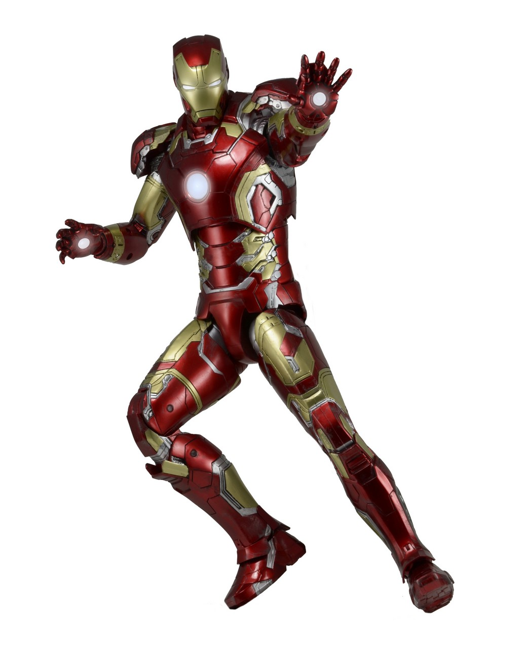 NECA Toys Shipping This Week: Avengers: Age Of Ultron – Iron Man 1/4″ Scale Figure