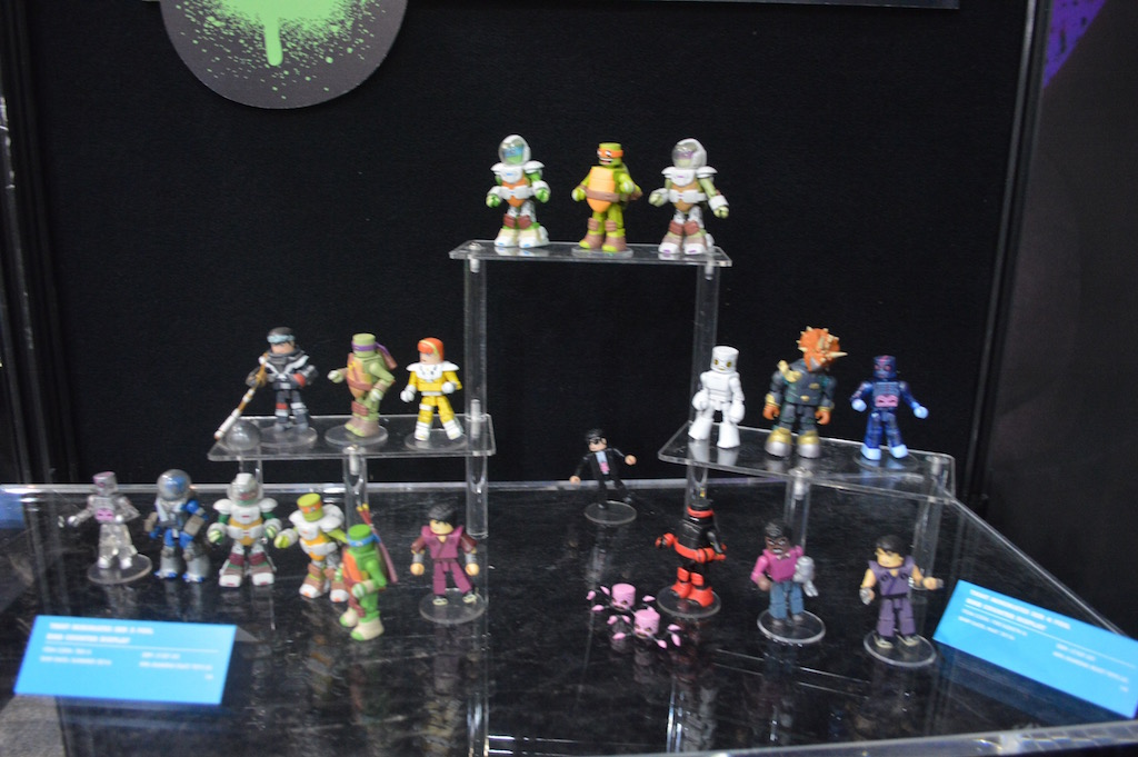 NYTF 2016 – Diamond Select Toys Booth Coverage & Video Walkthrough With Zach Oat