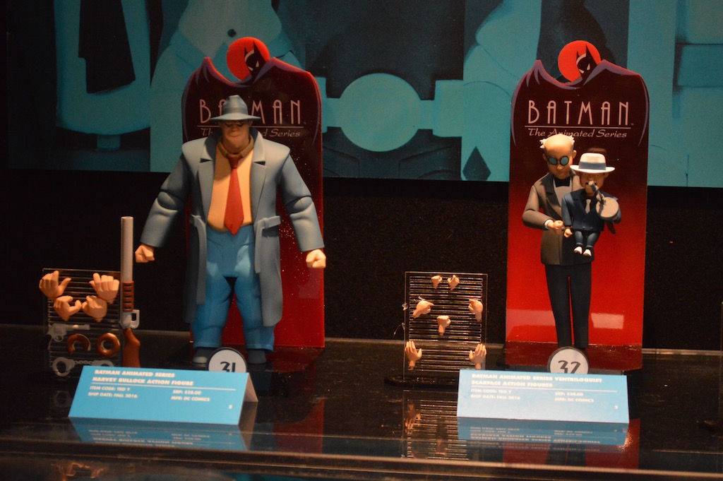 NYTF 2016 – DC Collectibles Booth Coverage & Video Interview With Jim Fletcher