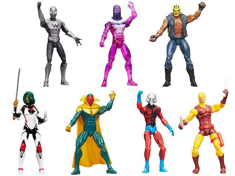 Hasbro Marvel Legends 3.75″ Figures Wave 2