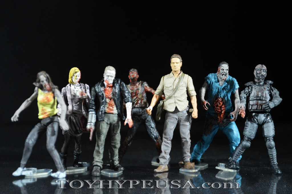 McFarlane Toys The Walking Dead Blind Bag Series 2 Review