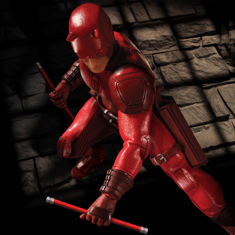 Mezco Toyz One:12 Collective Daredevil Figure Update