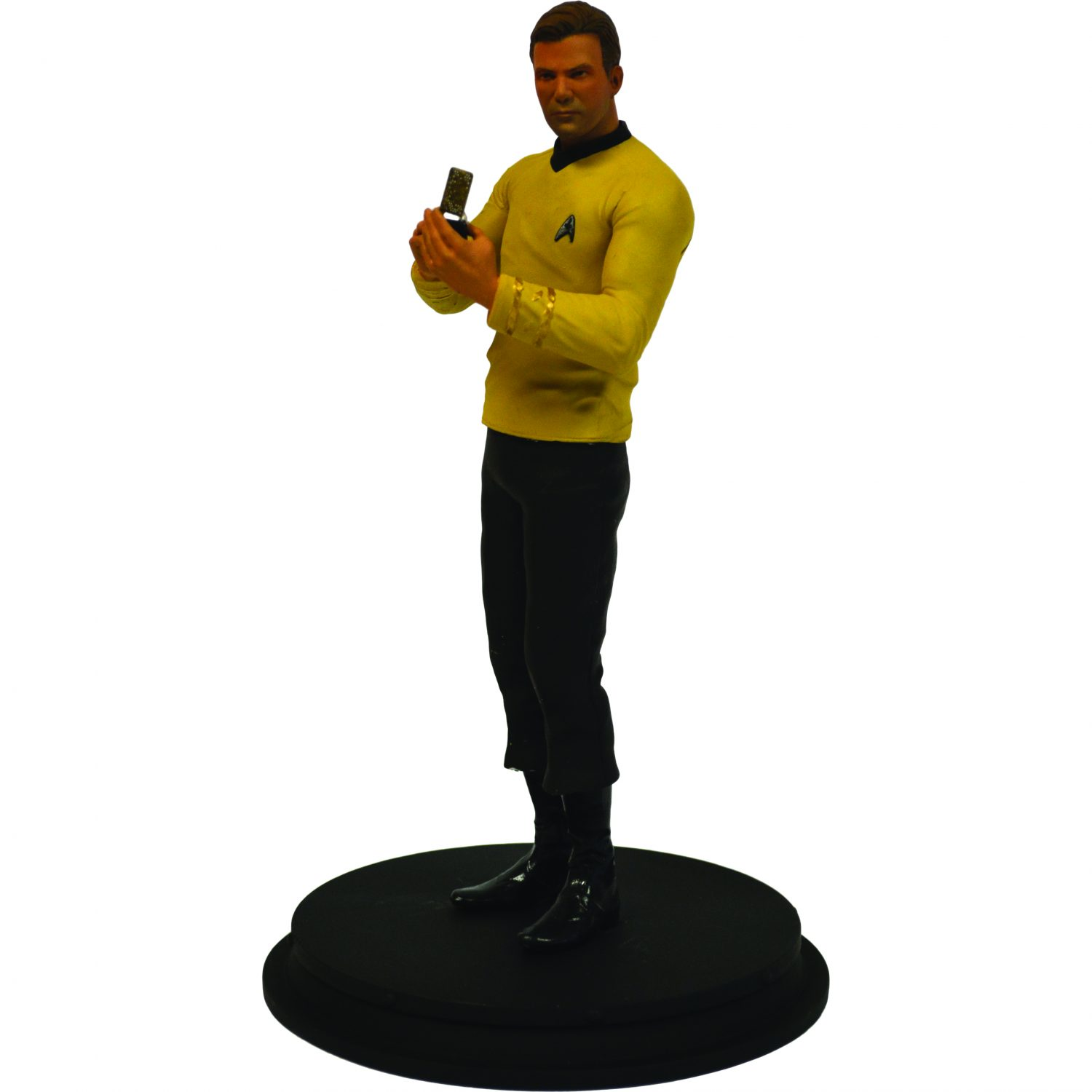 Icon Heroes Announces Star Trek: TOS Kirk & Spock Statue Paperweights