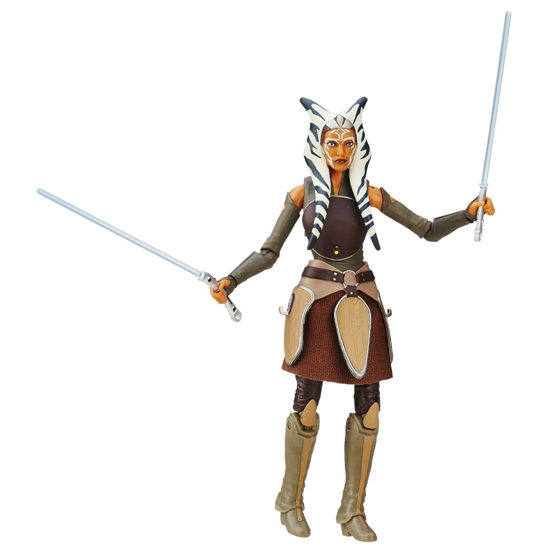 Amazon Opens Listings For Hasbro Star Wars: The Black Series Ashoka Tano, Kanan, & Luke Skywalker