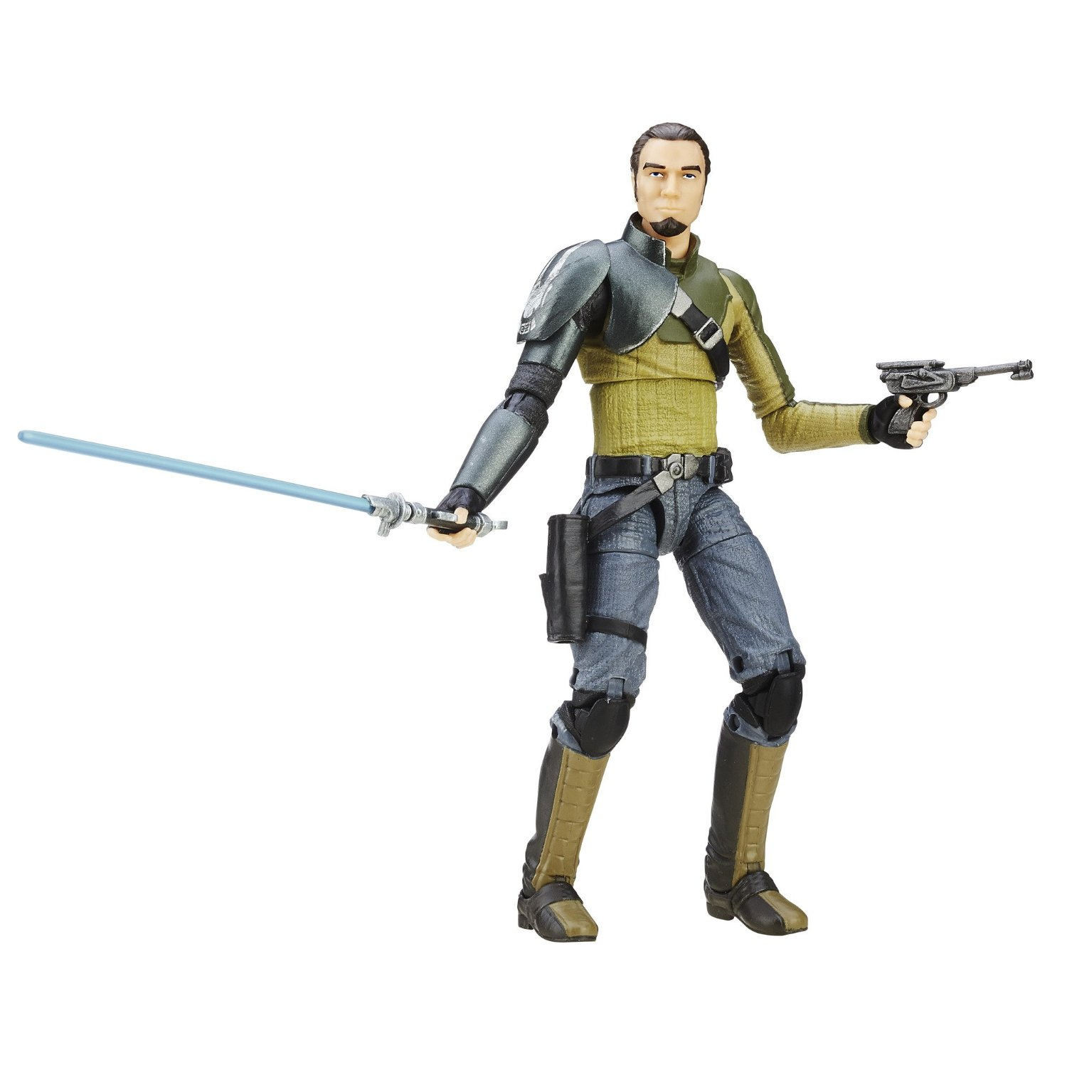 Hasbro Star Wars TBS 6″ Kanan & Luke $21.99 On Amazon