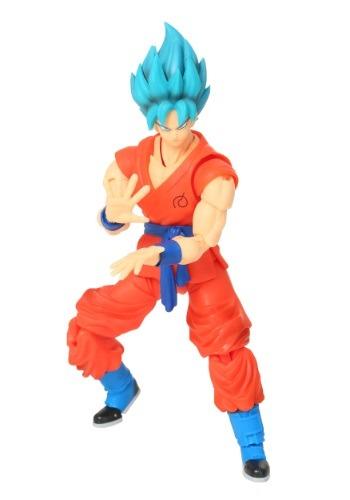 S.H. Figuarts Dragonball Z Super Saiyan God Goku & Golden Frieza Are $36.99 At Fun.com