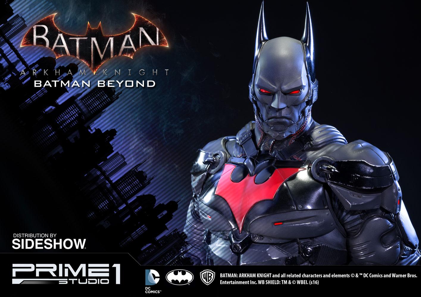 Prime 1 Studio Batman Beyond Polystone Statue Pre-Orders