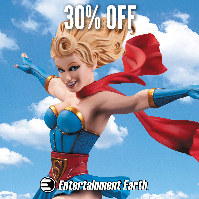 DC Comics Bombshells Statues Are 30% Off Today At Entertainment Earth