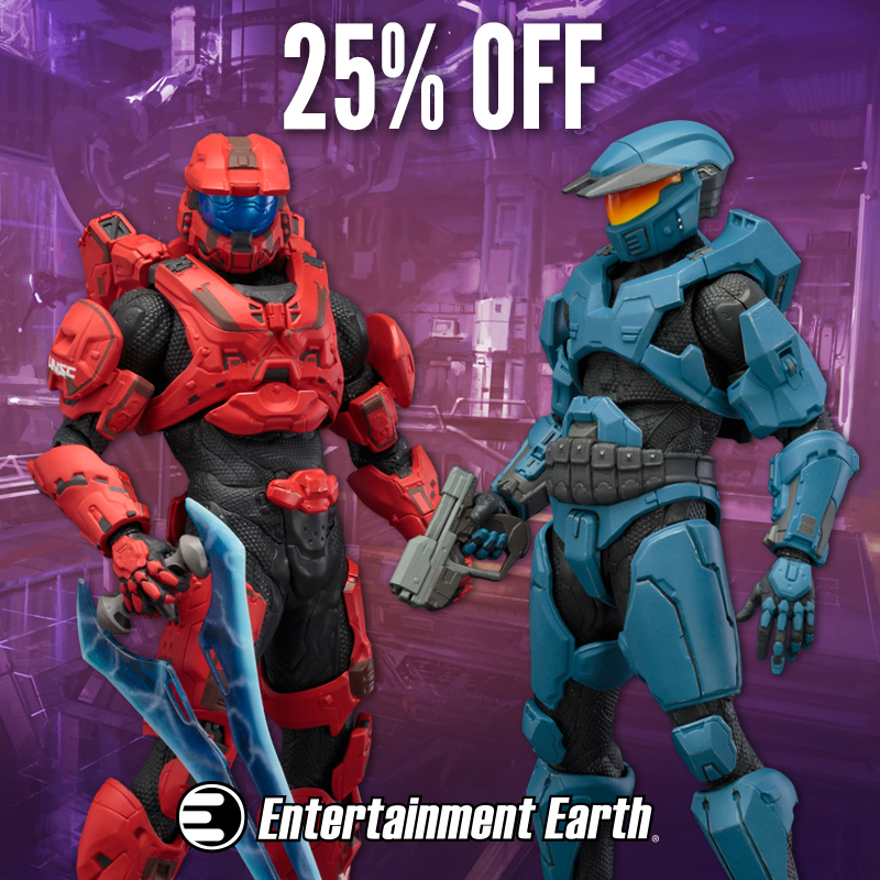 Halo Statues & Prop Replicas Are 25% Off Today At Entertainment Earth