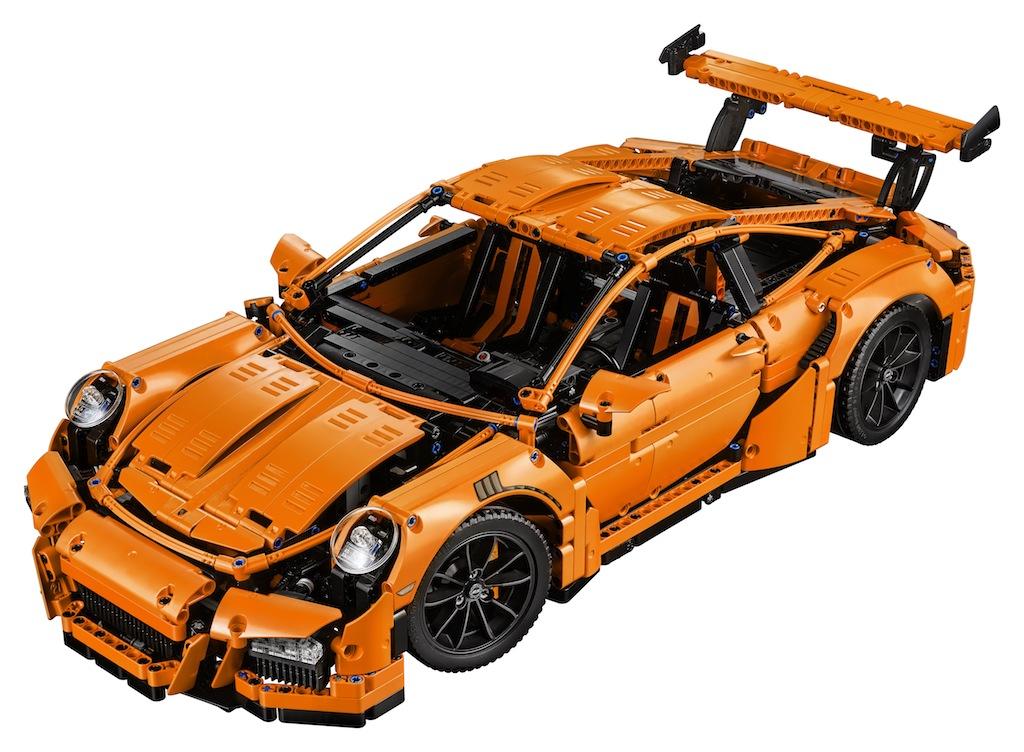LEGO Technic Porsche AG Model Announced