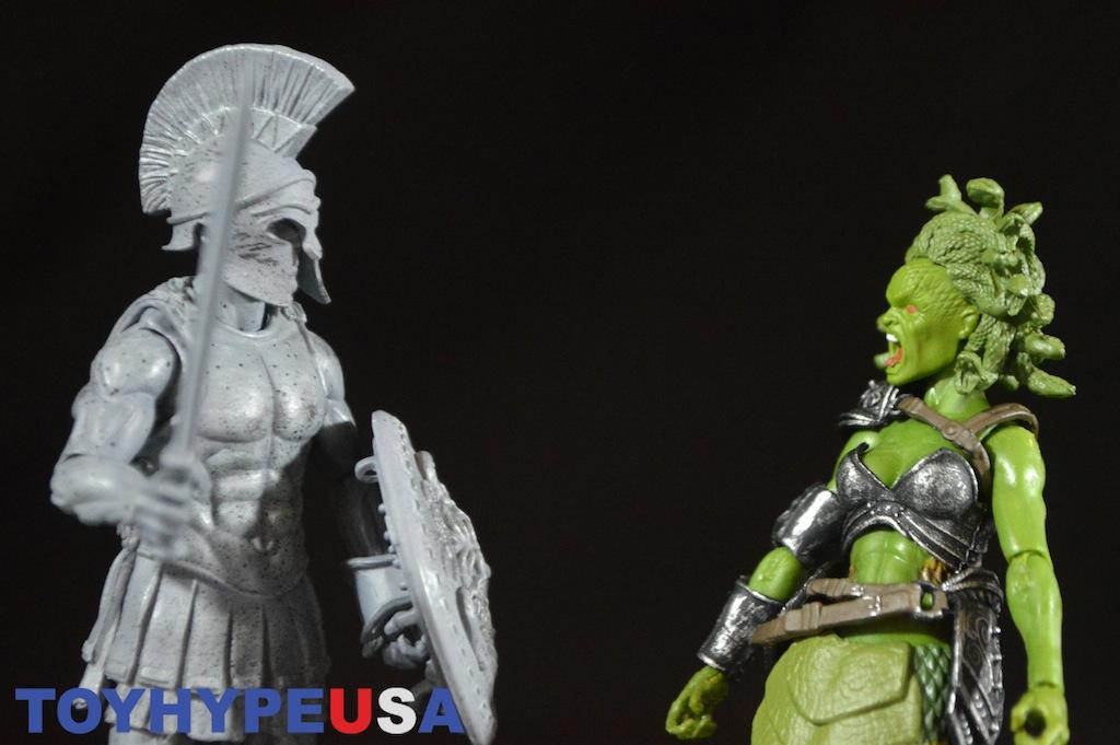 Boss Fight Studio Vitruvian H.A.C.K.S. Series 1 Cursed Stone Spartan Review