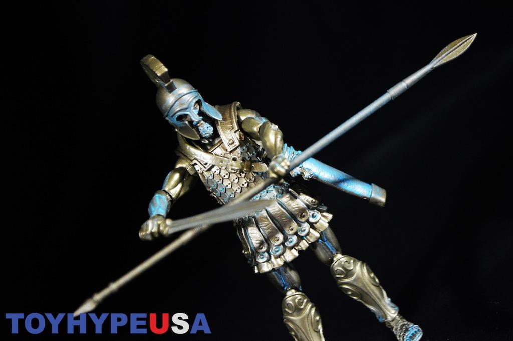 Boss Fight Studio Vitruvian H.A.C.K.S. Series 1 Talos Review