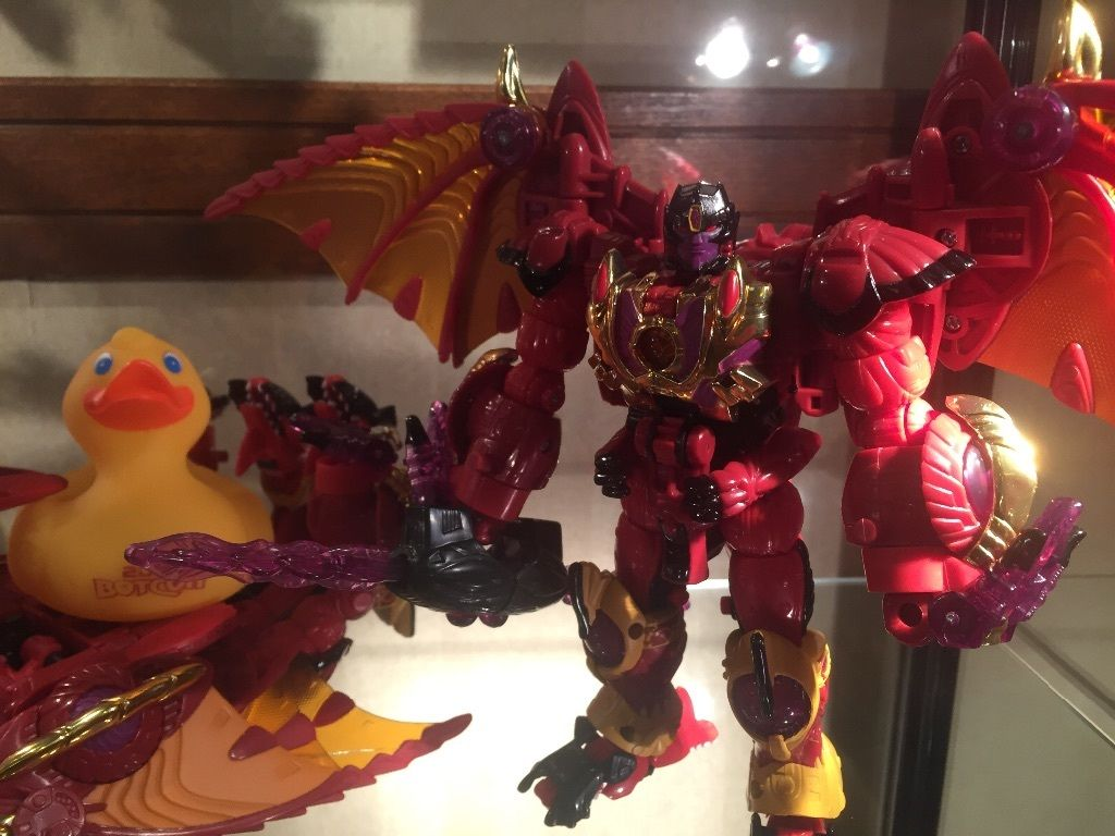 BotCon 2016 Transformers Exclusive Figures On eBay
