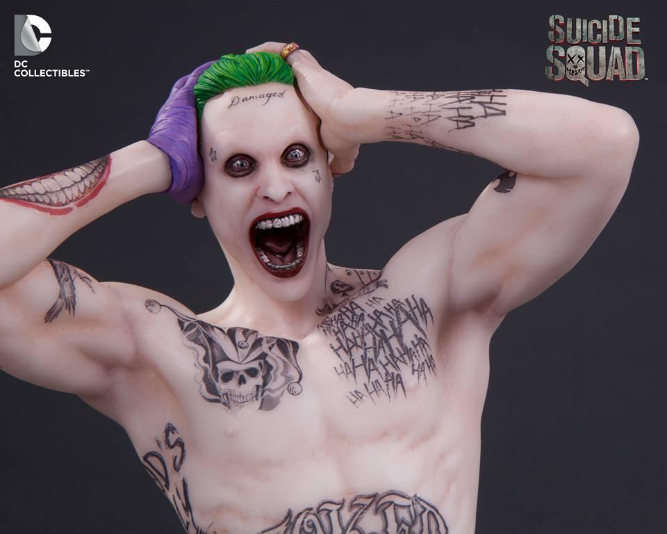 DC Collectibles Suicide Squad The Joker Statue
