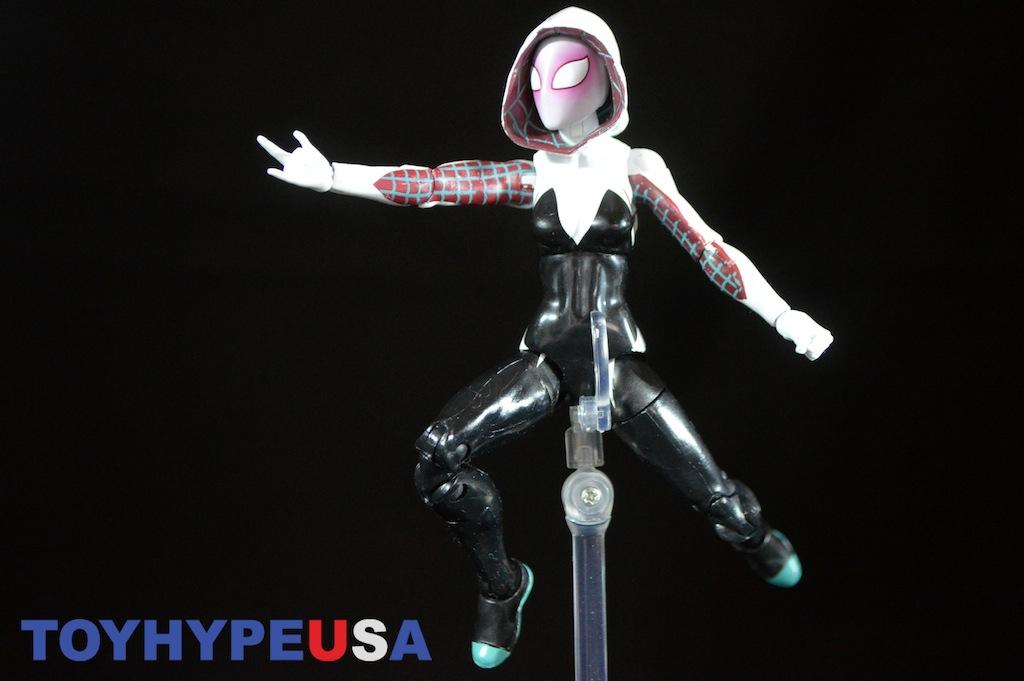 Hasbro Spider-Man Infinite Legends Absorbing Man Series – Spider-Gwen Review