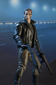 NECA Toys The Terminator Police Station Assault T-800 Ultimate Figure 3