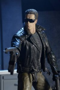 NECA Toys The Terminator Police Station Assault T-800 Ultimate Figure 4