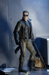 NECA Toys The Terminator Police Station Assault T-800 Ultimate Figure 5
