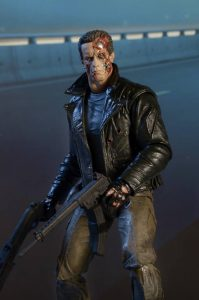 NECA Toys The Terminator Police Station Assault T-800 Ultimate Figure 6