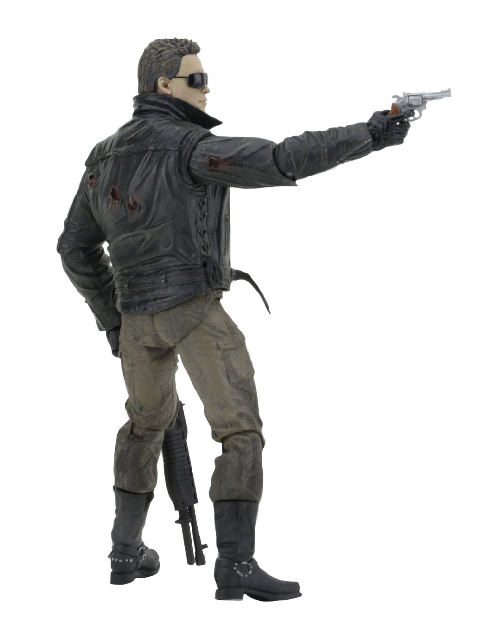 NECA Toys The Terminator Police Station Assault T-800 Ultimate Figure Preview