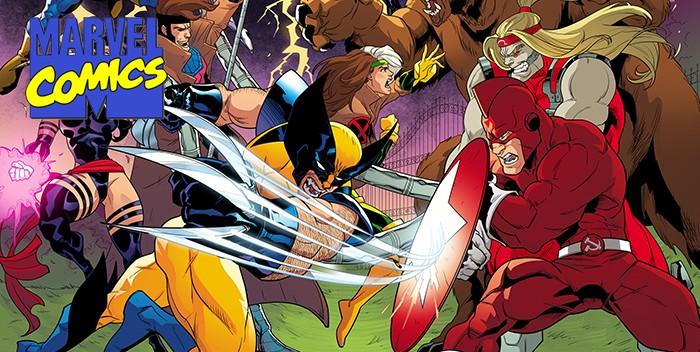 Wishlist Wednesday – Diamond Select Toys Marvel Select X-Men Omega Red 7″ Figure