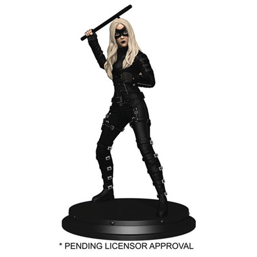 Arrow TV Series Black Canary DC Heroes Paperweight Statue – Previews Exclusive
