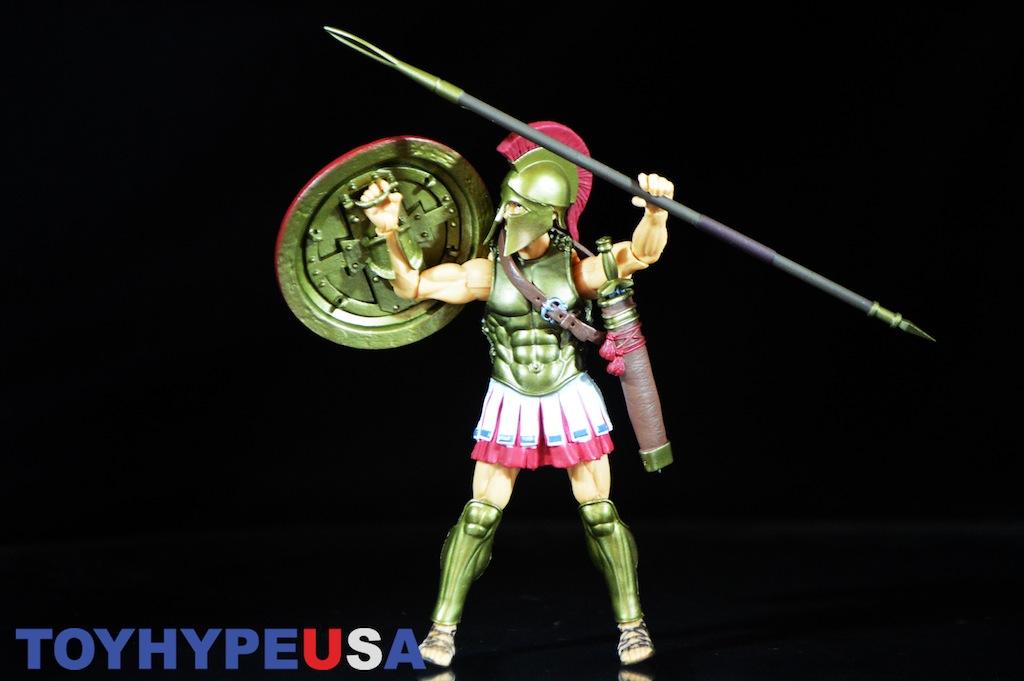 Boss Fight Studio Vitruvian H.A.C.K.S. Series 1 Spartan Warrior Review