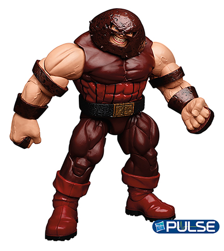 Hasbro Marvel Legends X-Men 6″ Build-A-Figure Juggernaut Figure Revealed