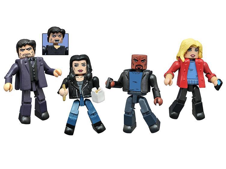 Diamond Select Toys Shipping This Week: Jessica Jones Minimates Box Set Series 1