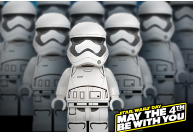 Last Call On LEGO Shop's May The 4th Sale