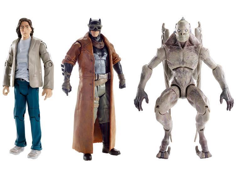 Mattel Batman v Superman 6″ Movie Master Multiverse Wave 3 & Suicide Squad Wave 2