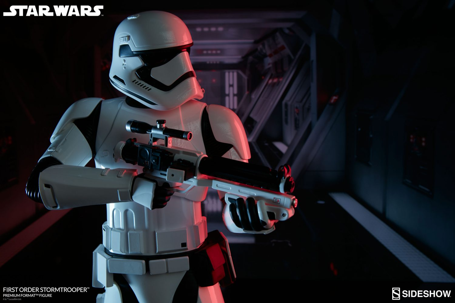 Sideshow Deal Of The Day – First Order Stormtrooper Premium Format Figure
