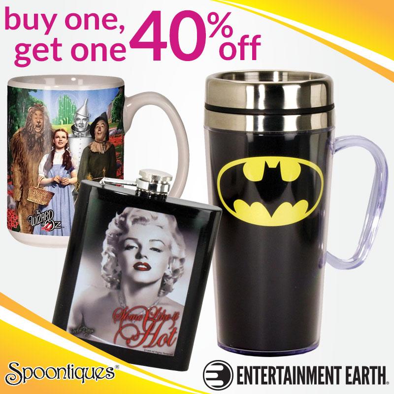 Entertainment Earth: DBZ, Batman, Transformers, Toy Story & More