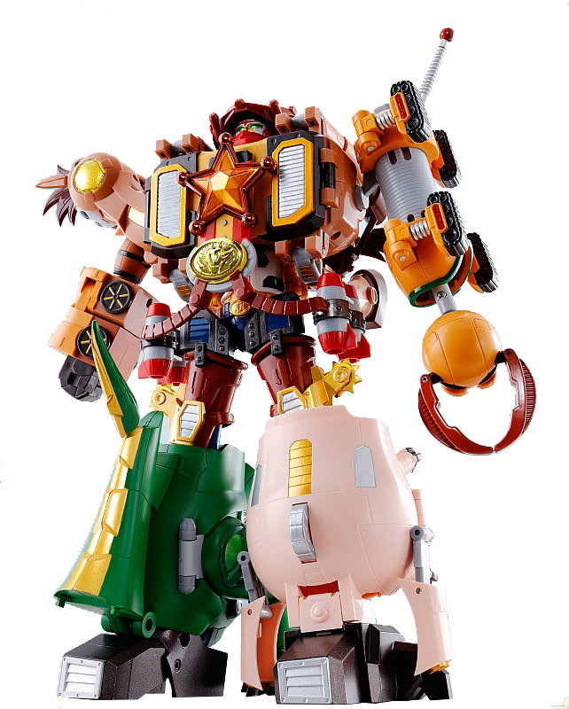 Entertainment Earth Daily Deal – Toy Story Combination Woody Robo Sheriff Set Now $130
