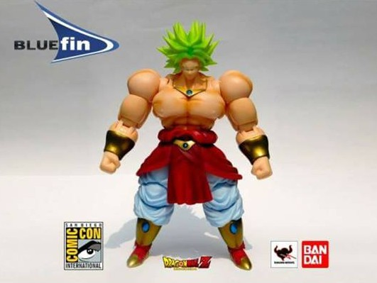 DBZ S.H. Figuarts & Other Bluefin San Diego Comic-Con 2016 Exclusives