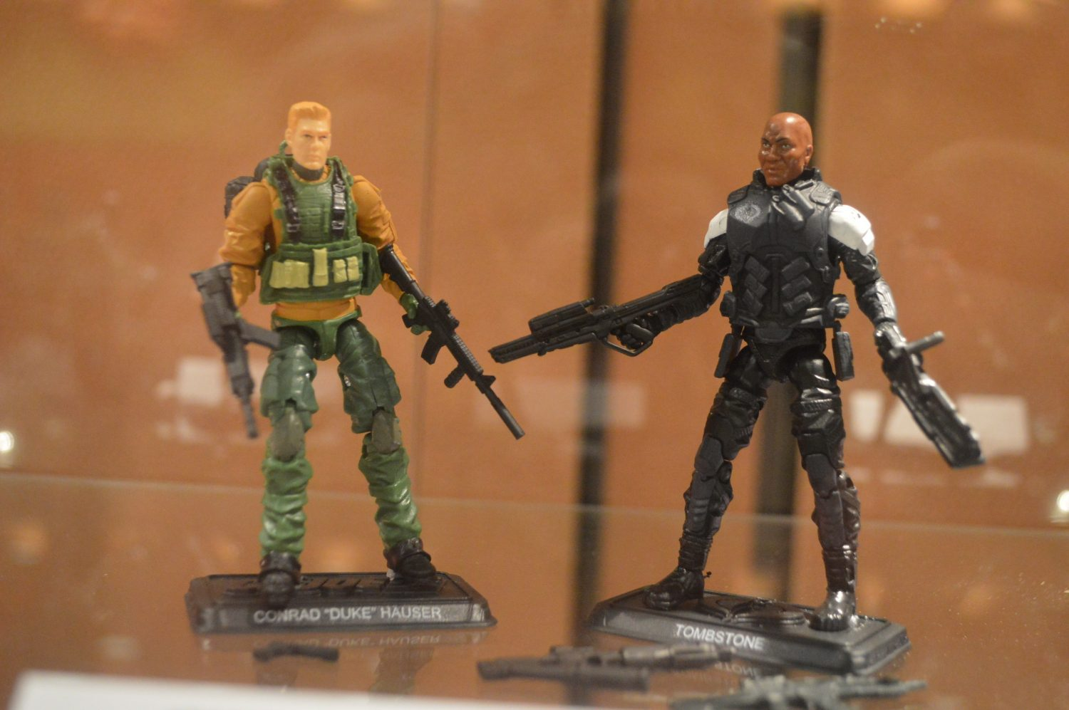 G.I. JoeCon 2016 – Hasbro Booth Images Day 2