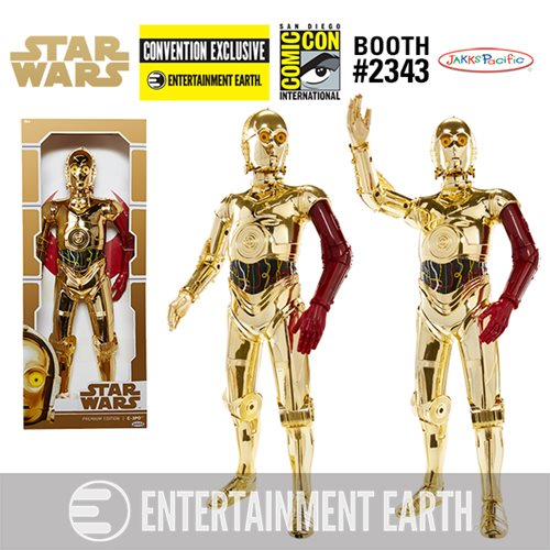 Entertainment Earth SDCC 2016 Exclusive Star Wars: The Force Awakens C-3PO