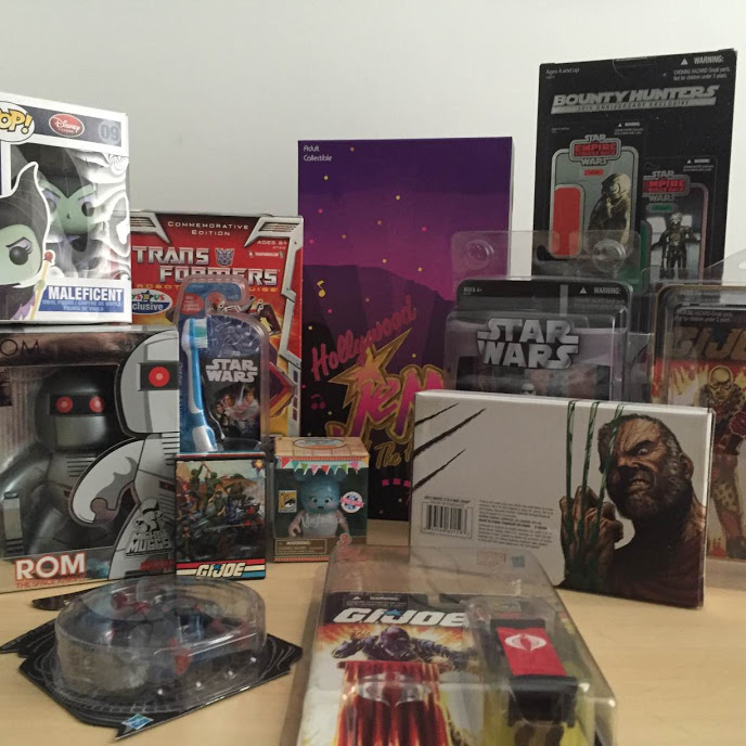 2 Hours Left To Bid: Former Hasbro PR Representative Offers Toy Collection Proceeds To Fight Cancer