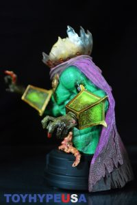 Gentle Giant Villain Zombies - Zombie Mysterio Mini Bust 12