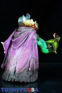 Gentle Giant Villain Zombies - Zombie Mysterio Mini Bust 16