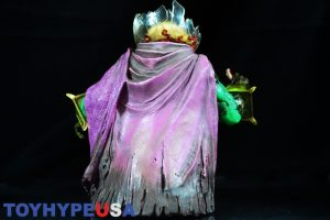 Gentle Giant Villain Zombies - Zombie Mysterio Mini Bust 17