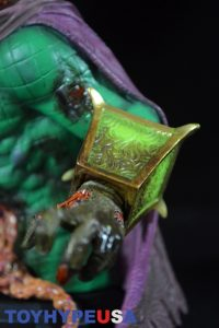 Gentle Giant Villain Zombies - Zombie Mysterio Mini Bust 24